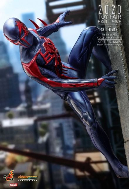 Hot Toys VGM42 Marvel Spider-Man 2099 Suit 1/6 Scale Figure